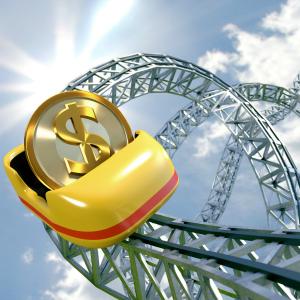 money-rollercoaster